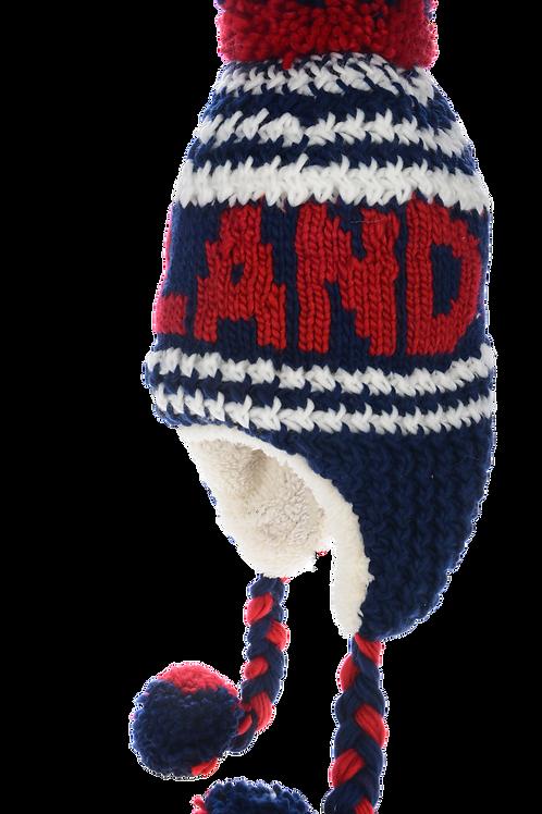 L14L / Winter Hat Bon bon Stitched Lapland