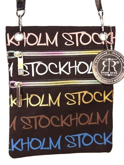 C7E / Passport Bag Classic Stockholm