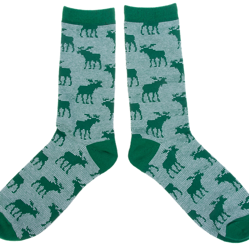 N17Z / Socks Men Moose Sweden