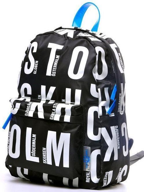 C81B / Backpack Letter