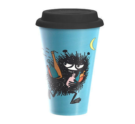 Stinky`s Getaway Take Away Mug Biodegradeable