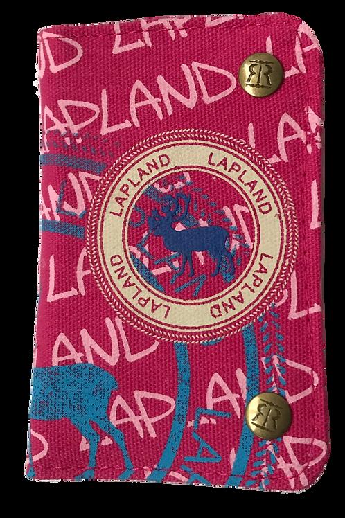 L32A / Wallet Canvas Lapland