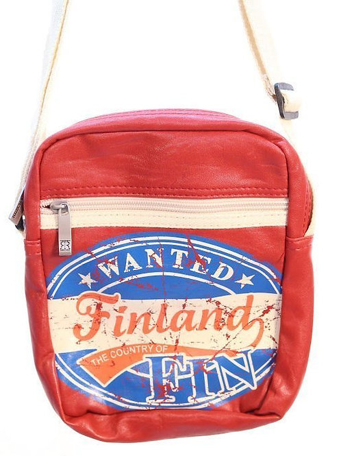 F20D / Leatherette Bag Finland