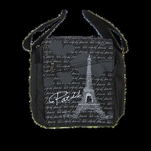 Paris Shoulder Bag Eiffel Tower Fashion | Pariisi Olka Laukku Eiffel Torni Muoti
