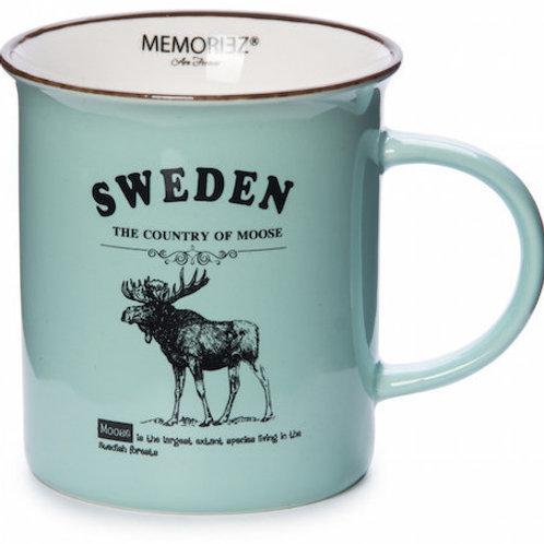 N99H / Story Mug Moose Sweden