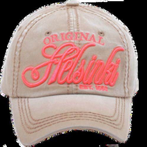 Helsinki Cap Classic Style Fashion | Helsinki Lippis Perinteinen Tyyli Muoti