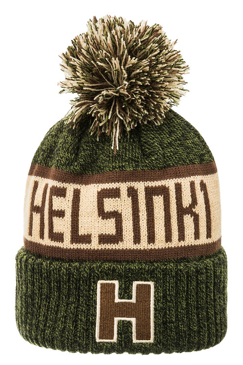 H21D/Winter Hat Beanie Mesh Helsinki