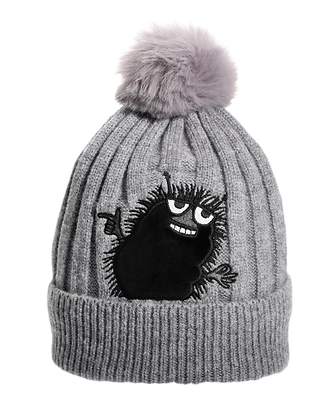 Moomin Winter Hat Beanie Stinky Kids | Muumi Talvi Pipo Haisuli Lapset