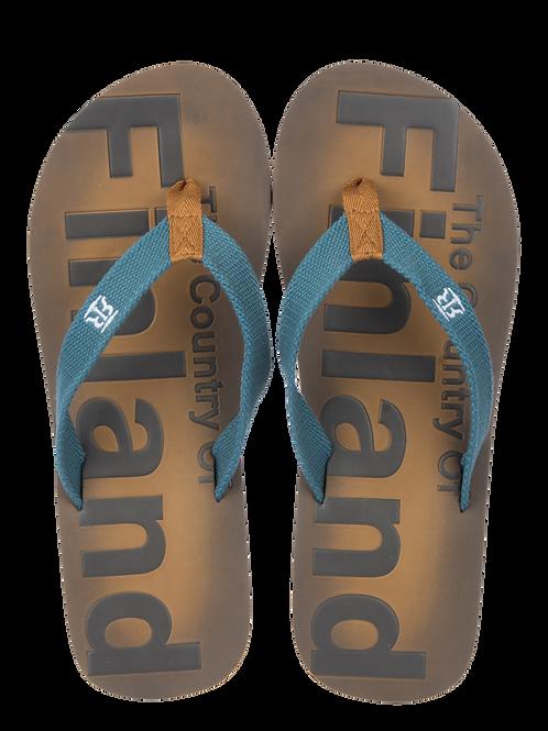 Finland Flip Flops Summer Style | Suomi Varvastossut Kesä Tyyli