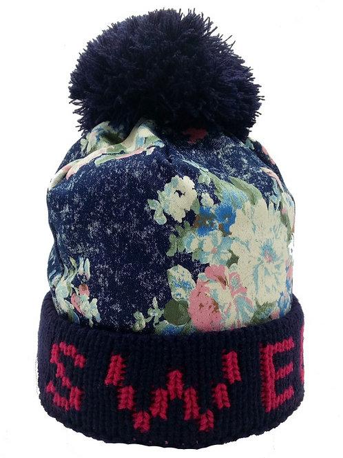 N21G / Winter Hat Print Sweden