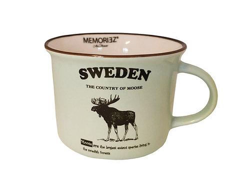 N99L / Story Mug Moose Sweden