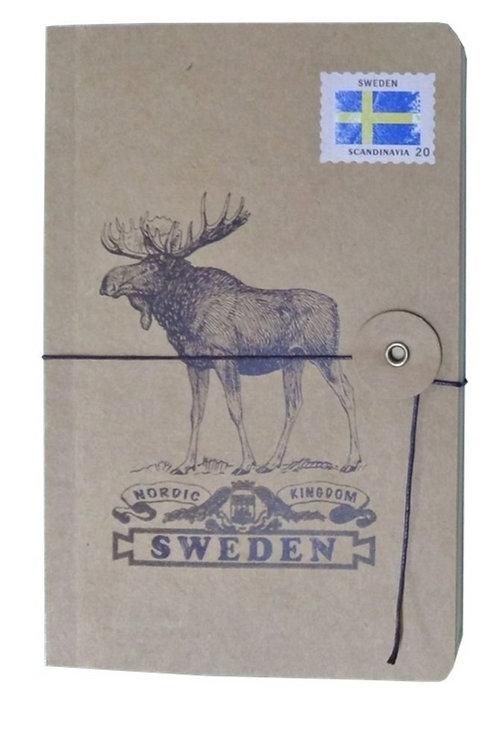 N110A / Notebook Sweden