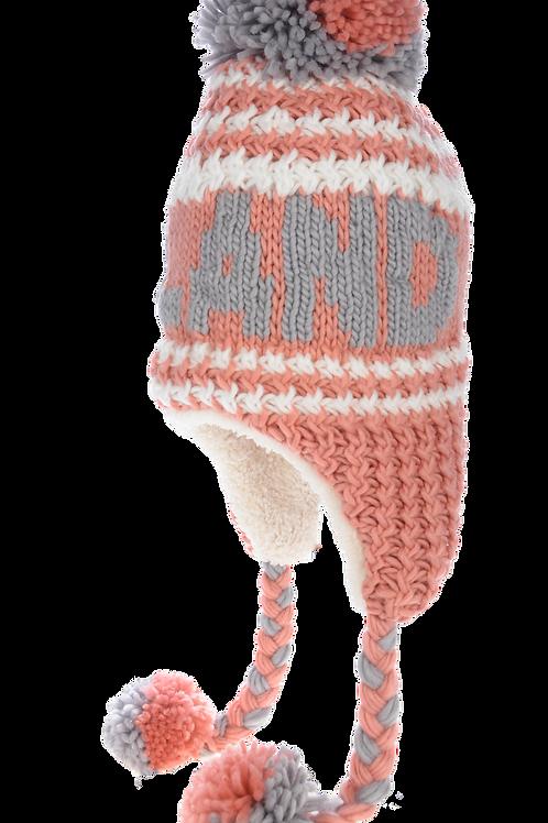 L14K / Winter Hat Bon bon Stitched Lapland