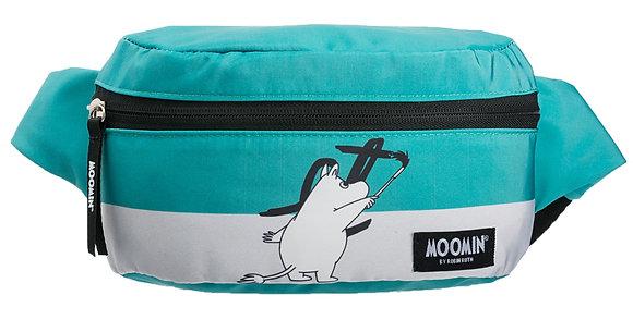 Moomin Waist Bag Moomintroll | Muumi Vyölaukku Muumipeikko