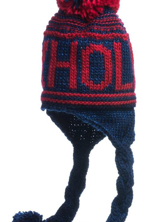 C14J / Winter Hat Bon Bon Stitched Stockholm