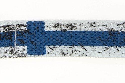 Finland Key Holder Finnish Flag | Suomi Avaimenperä Suomen Lippu