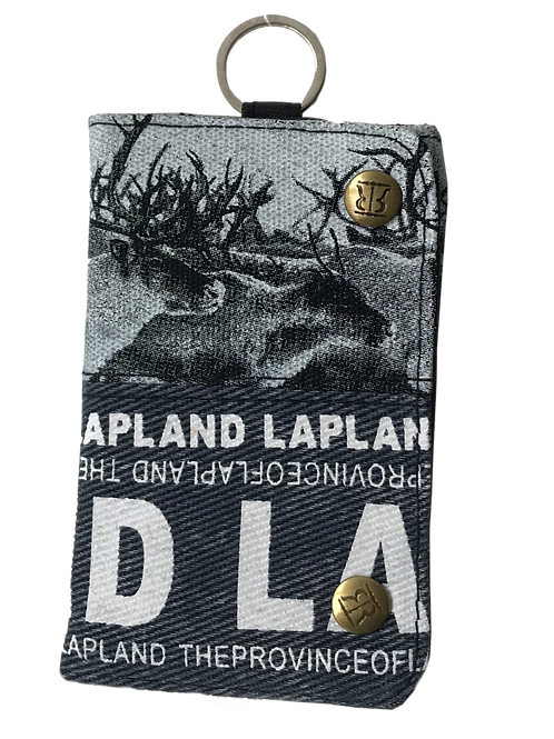 L32B / Wallet Canvas Lapland