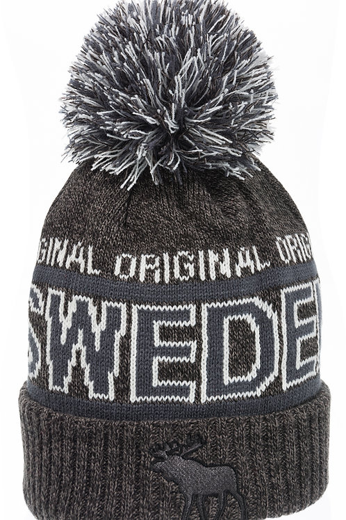 N24O / Winter Hat Beanie Mesh Sweden