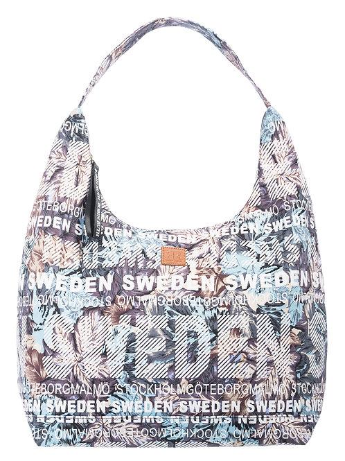 N1T / City Bag Floral Sweden