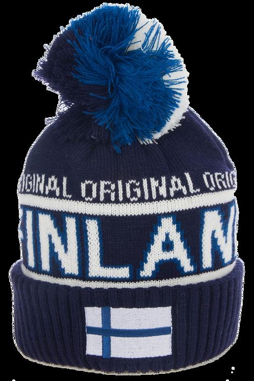 F21B / Winter hat Beanie Mesh / Classic Finland