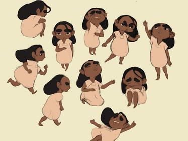 Tepin Character Study