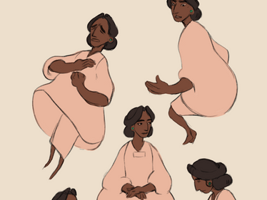 Mother Character Study