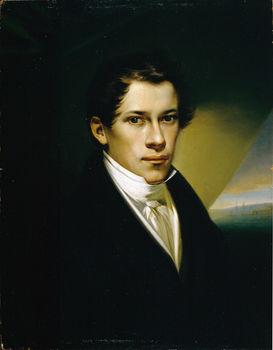FRANZ EYBL (1806-1880) ⎜Self-portrait, 1826 ⎜ Private collection, London