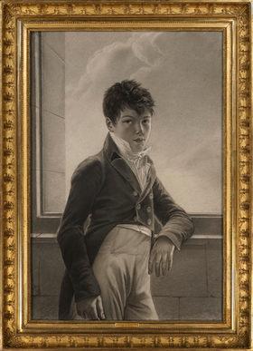 CHARLES DE BARANTE (1788–1809) ⎜Self-Portrait⎜Minneapolis Institute of Art