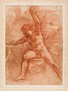 PIETRO DA CORTONA (1596-1669) ⎜An Academy ⎜ National Gallery of Canada, Ottawa