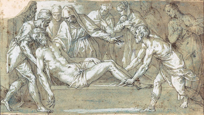 HANS ROTTENHAMMER (1564–1625) ⎜The Entombment ⎜Private collection, New York