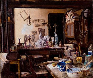 Walter Sherwood, The Henri Dore Studio,