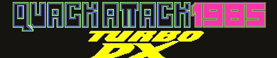 QUACK ATTACK 1985: TURBO DX EDITION (PC)