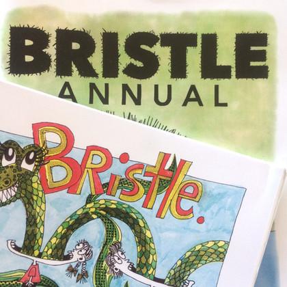 Bristle: Wellington's Annual Comics Anthology