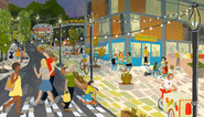 Vision for Urban Revitalisation