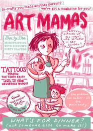 Self-published mini-comic