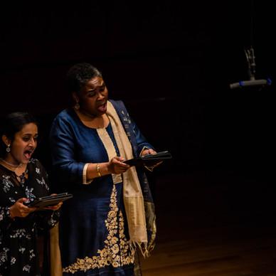 Shruthi Rajasekar & Dr. Rochelle Ellis
