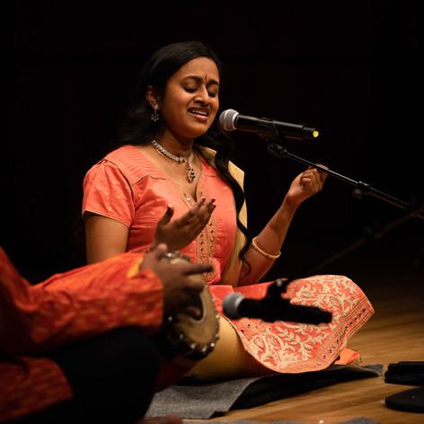 Shruthi Rajasekar & Seyoon Ragavan
