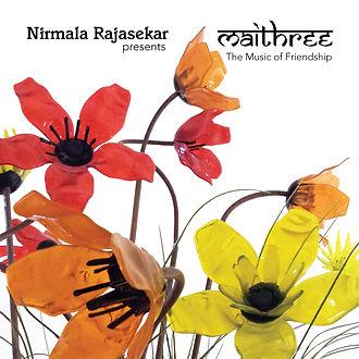 Maithee the music of friendship nirmala rajaseka boopathi veena mridangam