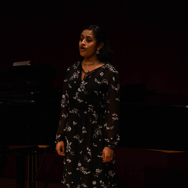 Shruthi Rajasekar & Jess Arnold