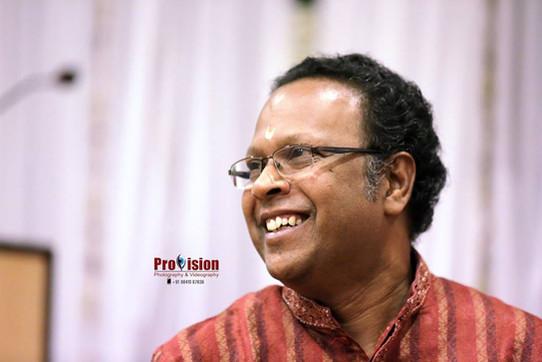 Thanjavur K. Murugaboopathi Photo Credit: Provision Photography