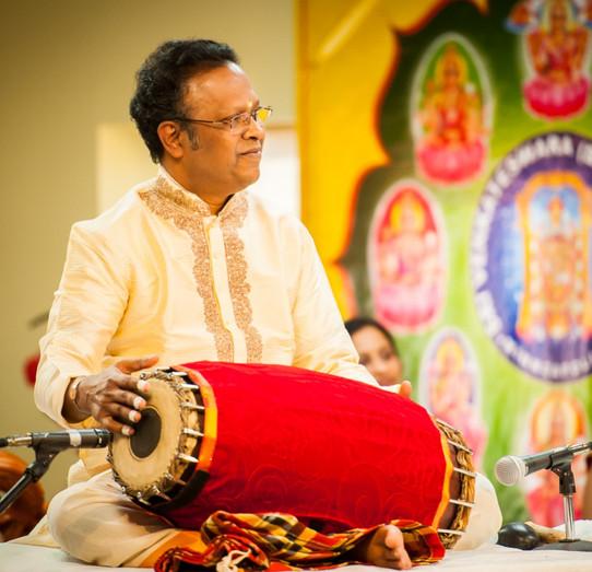 Thanjavur K. Murugaboopathi  Photo credit: ReyMash Photography
