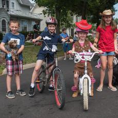 Bike and Pet Parade