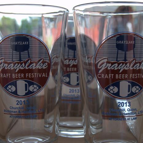 beer fest glasses