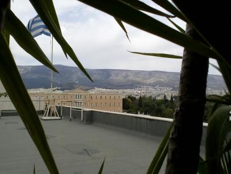 Herausforderungen in den Umständen der Krise: Projektbegegnung in Griechenland