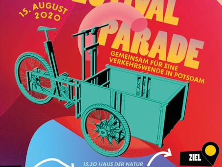 1. Mediatrike - Parade am 15. August 2020