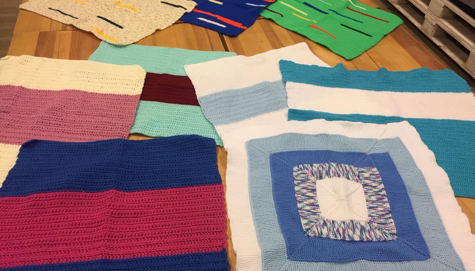 Textil_Babydecken für Herzenssache-Proje