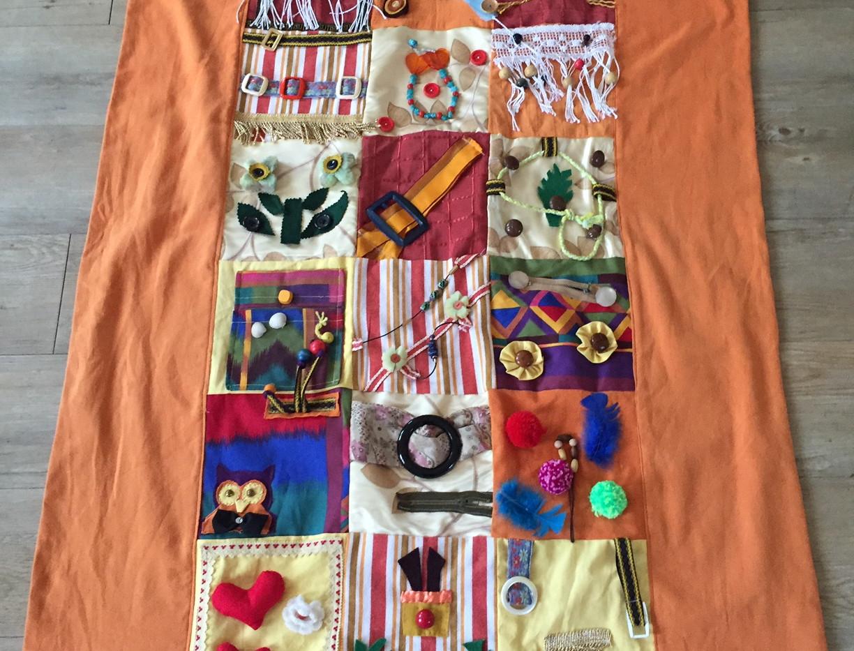 Textil_Nesteldecke