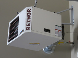 Reznor garage heater