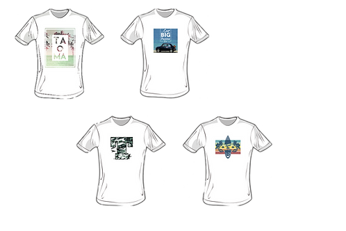 T-SHIRT IMMAGIN KIDS