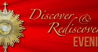 THE CARDINAL VIRTUE, PRUDENCE  - Discover & Rediscover Evening